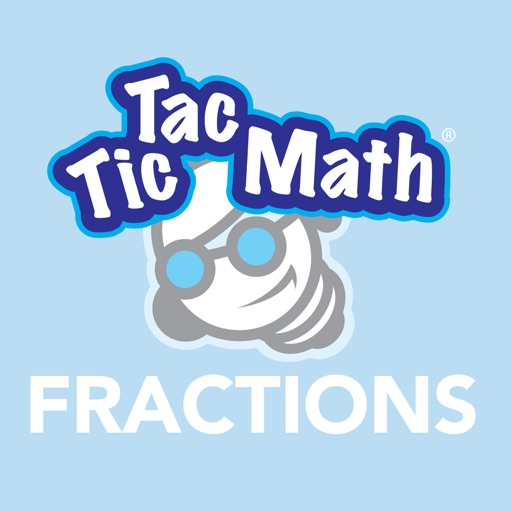 Tic Tac Math Fractions
