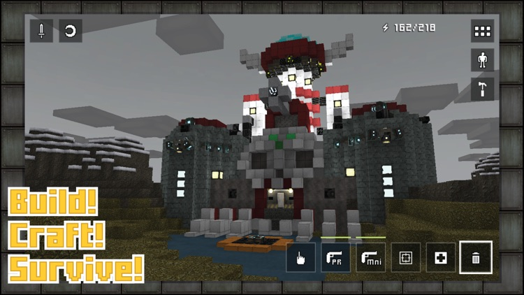 Block Fortress Lite screenshot-4