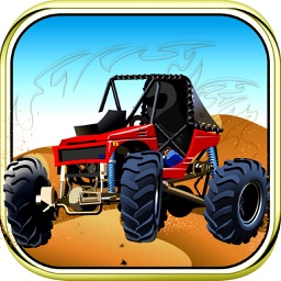 Desert Buggy - Strike The Dune Beach Racing