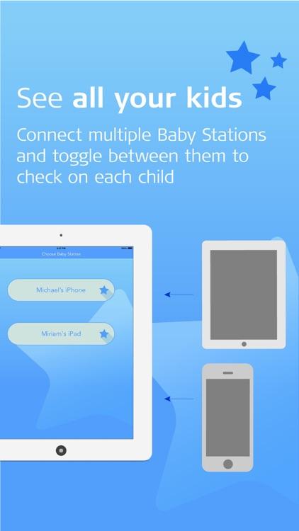 Sound Sleeper: Wi-Fi Video Baby Monitor screenshot-3