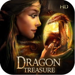 A Dragon Guarded Treasure : Hidden Objects