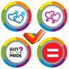 Jawad Ali - Gay Pride Trivia Celebrating Bisexuals, Gays, LGBT, Lesbians, & Transgender artwork