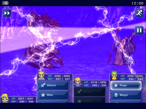 FINAL FANTASY VI screenshot 4