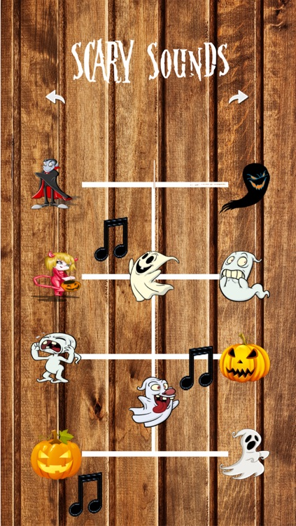 Halloween Sounds Mania  Pro - Scary, Creepy, Spooky !!! screenshot-4
