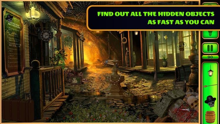 Mysterious City - Hidden Objects Fun