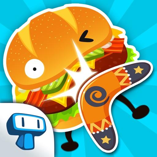 Burgerang - Combat Hordes of Crazy Burgers