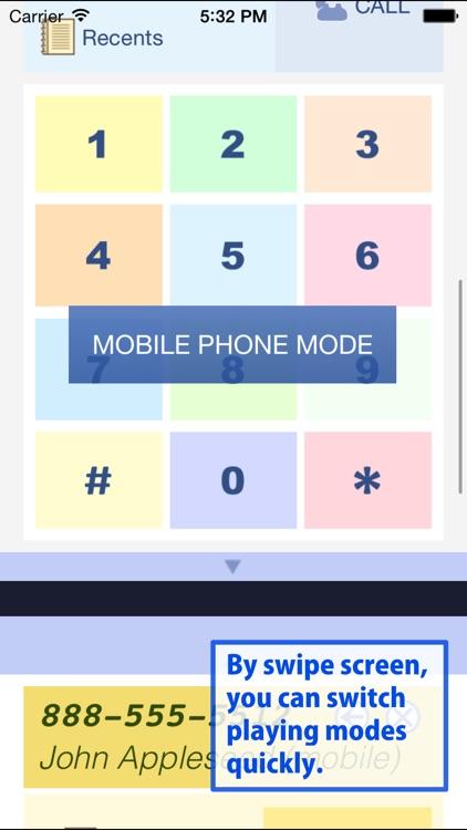 DTMF Dialler screenshot-4