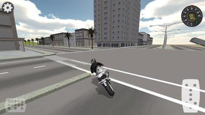 Extreme Motorbike Racer 3D screenshot three