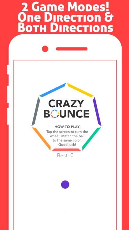 Crazy Bounce! screenshot-1