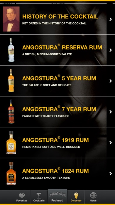 download Angostura apps 1