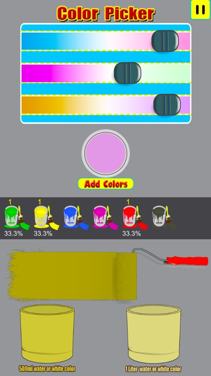 Color Mixing Tools