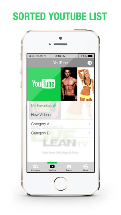 Live Lean TV Official App screenshot-0