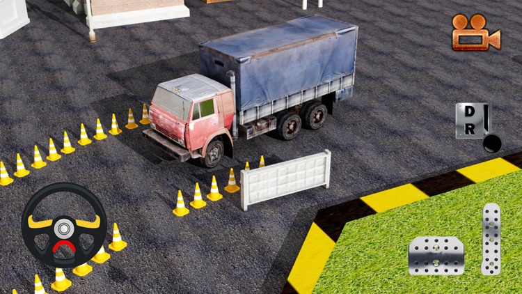 3D Garbage Truck Parking Simulator - Trash Dumpster Trucker Steer Driving Game screenshot-4