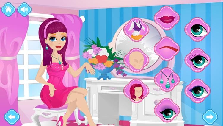 Celebrity Girls Makeover - Dress Up, Girls Makeup, Princess Beauty Salon, Hot Beauty Spa, Girls, Makeover,