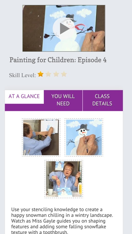 The Kids' Guide to Drawing and Painting screenshot-4