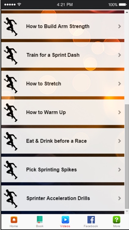 Sprint Training - Learn How to Sprint Faster screenshot-1