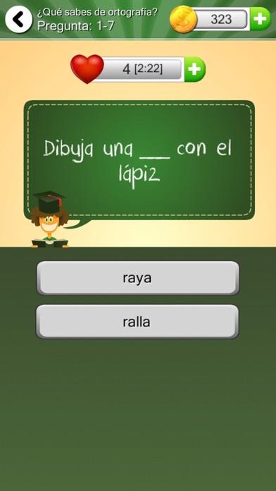 Descargar ¿Qué sabes de Ortografía? para Android
