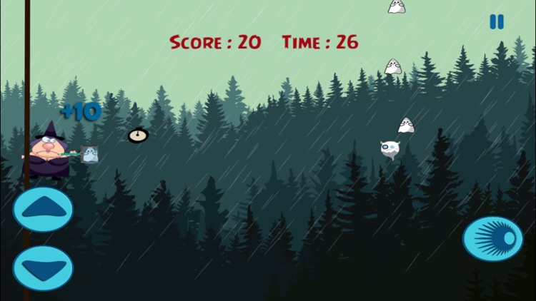 Angry Witch Adventure - Hunts For Souls Saga (Free) screenshot-4