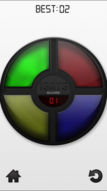iSays - Simon Says Classic Color Switch Memory Game