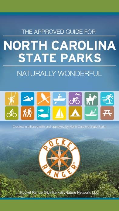 North Carolina State Parks Guide- Pocket Ranger®