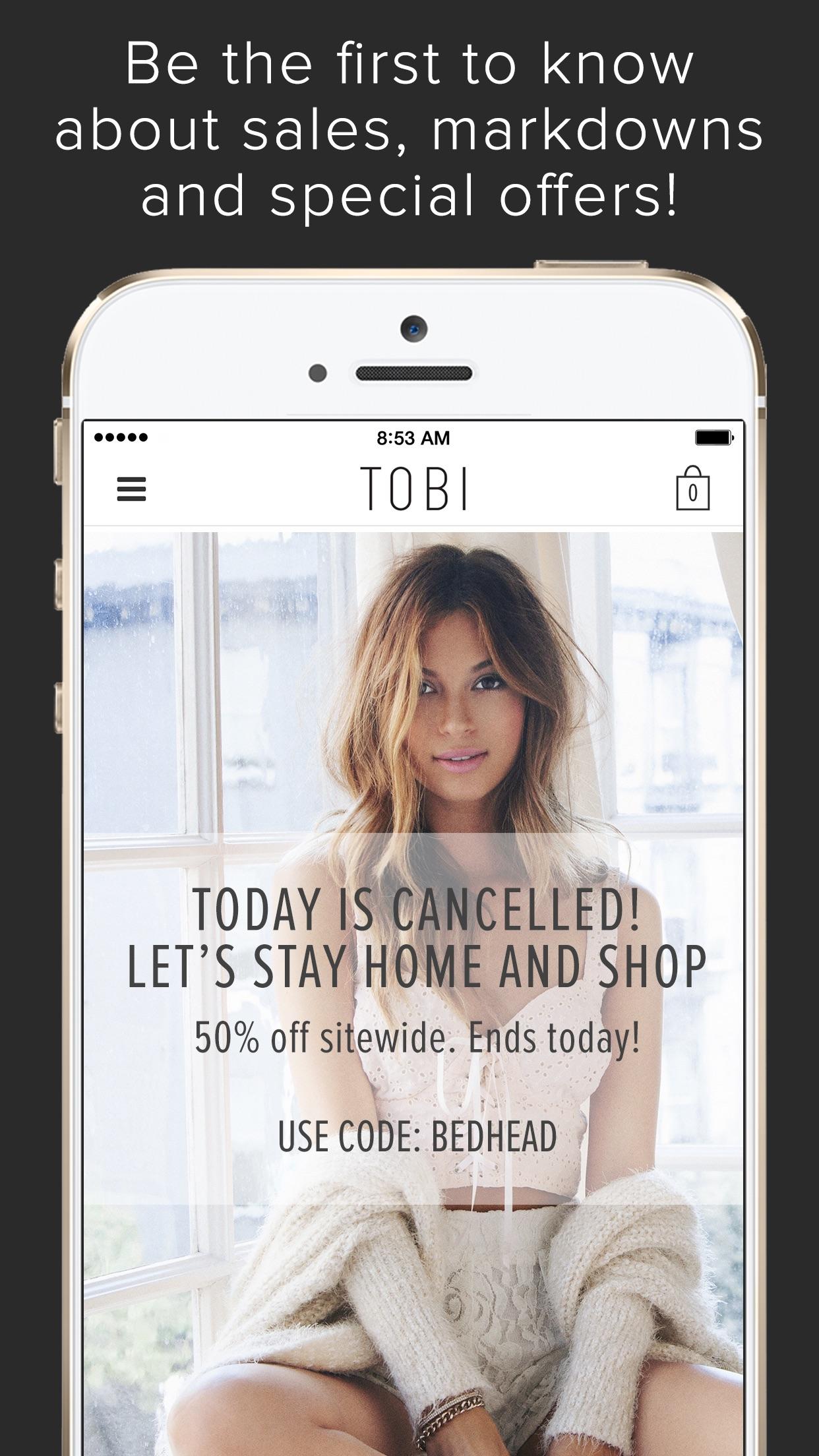 Tobi Screenshot