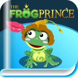 The Frog Prince Story Book
