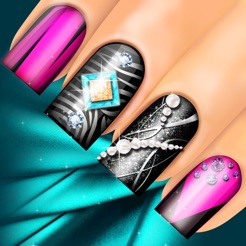 3d nail salon fancy nails spa game for girls to make cute nail 3d nail salon fancy nails spa game for girls to make cute nail designs 4 prinsesfo Image collections