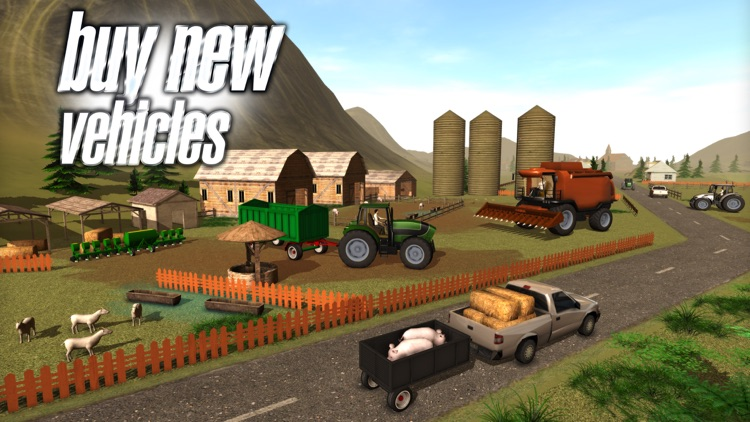 Farmer Sim 2015 screenshot-3