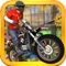 Overcome challenging obstacles with your dirt bike and try to finish each level in the shortest amount of time possible