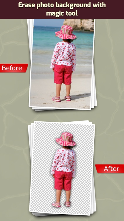 Background Clear - Background Eraser for Photos screenshot-3