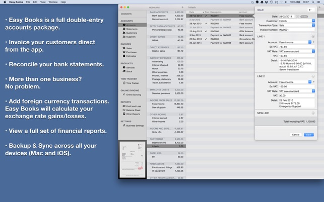 accounting software mac app store