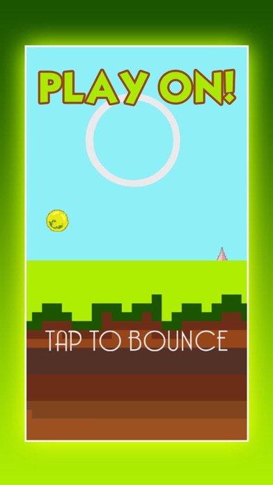 8-Bit Bouncy Slamball - Try harder noob! An infuriating game that's almost impossible! screenshot three