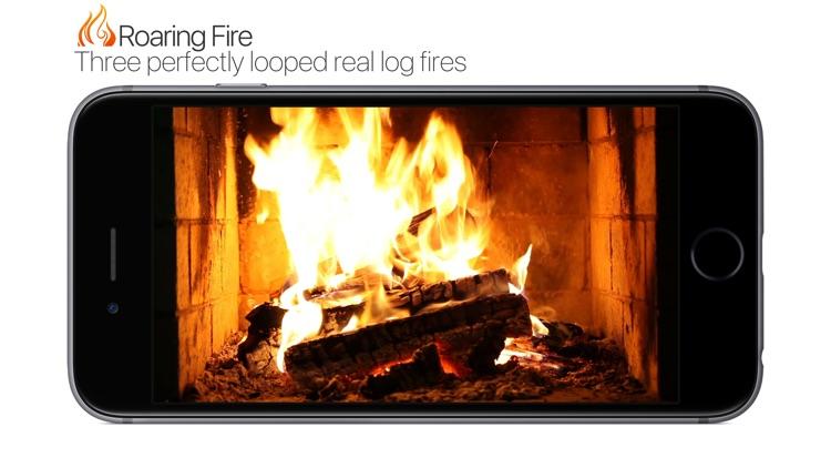 Ultimate Fireplace TV