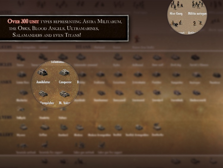 Warhammer 40,000: Armageddon screenshot-3