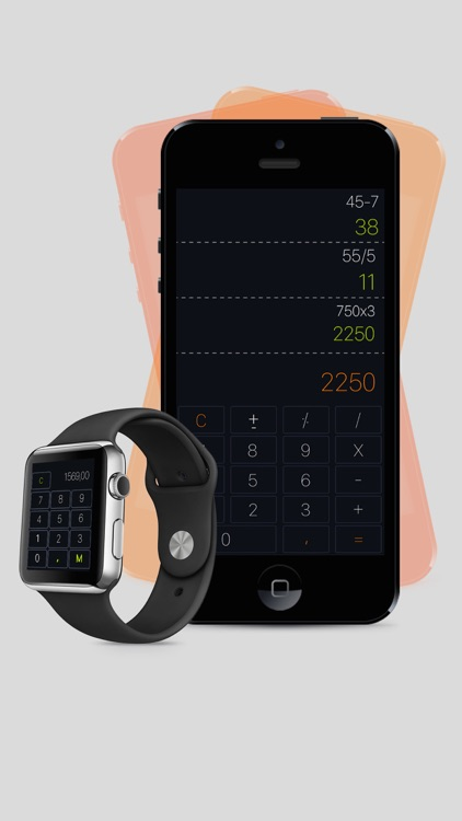 CALXY - smart calculator on your wrist