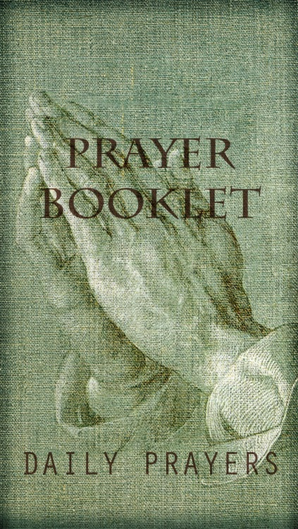 Prayer Booklet screenshot-4