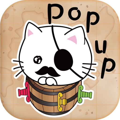 Pop Up Kitten! ~Save kittens from the barrel~ iOS App