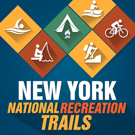 New York National Recreation Trails icon