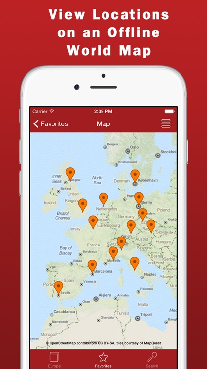 World Travel Guide Offline