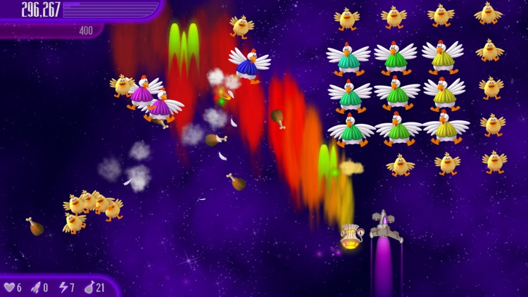Chicken Invaders 4 screenshot-4