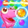 Bubble Revels - dinosaur shooter rescue babies adventure - iPadアプリ