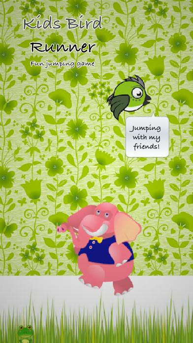 Kids BirdRunner screenshot four