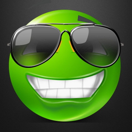 Green Text Smileys Keyboard - New Emojis & Extra Emojis by Emoji World