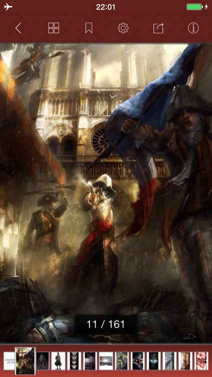 AC Artworks - The Best Art Book for Assassin's Creed screenshot-3