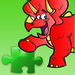 Dino Jigsaw Puzzles for Kids