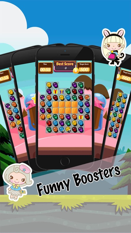 Lollipops Splash Dash Mania screenshot-4