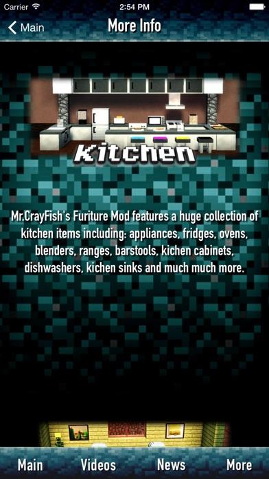 Furniture Mod - Guide for Minecraftのおすすめ画像1