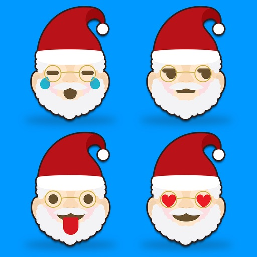 Merry Christmas Emoji Pro - Holiday Emoticon Stickers & Emojis Icons for Message Greeting