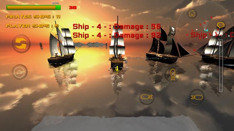 Pirates Hunter Tortuga King screenshot-3