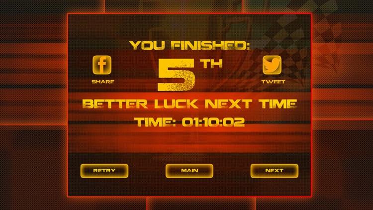Super Sprint Racer screenshot-3